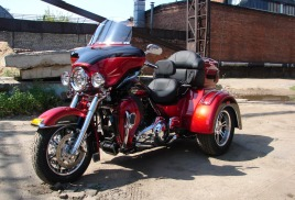 Harley-Davidson или Трехколесный БУМ