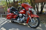 Музыка на Harley-Davidson Electra Glide