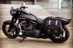 Стоковый Harley-Davidson или как скучно жить